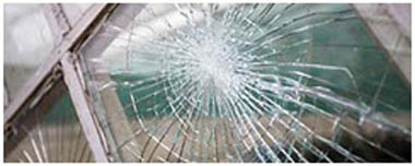 Thurrock Smashed Glass